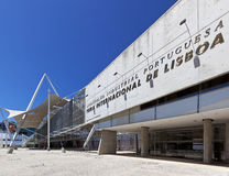 FIL – Feira Internacional de Lisboa - Lisbon Royalty Free Stock Photography