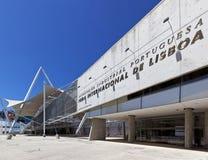 FIL – Feira Internacional de Lisbona - Lisbona Fotografia Stock Libera da Diritti