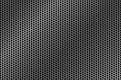 Fil Mesh Texture en métal Photographie stock