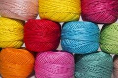Fil multicolore Photo stock