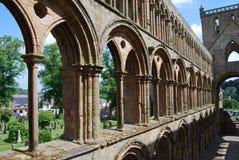 Fila de arcos Foto de archivo