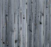 Fila de los tablones de la cerca Modelo de madera Fondo de madera Primer Imágenes de archivo libres de regalías