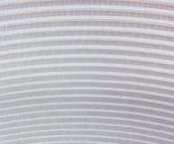 Fila del tetto della lamina di metallo Fotografia Stock
