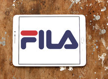 Fila logo Stock Images