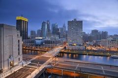 Filadelfia. fotografie stock