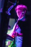 FILADELFIA, PA - WRZESIEŃ 20: Zespół OK Iść wykonuje w Filadelfia na Wrześniu 20, 2014 Obrazy Stock