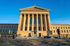 Filadelfia Pennsylwania muzeum sztuki zdjęcia stock