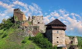 Filakovo castle, Slovakia. royalty free stock images