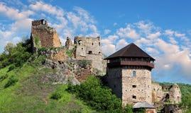 Filakovo castle, Slovakia. Royalty Free Stock Images