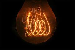 Filament photo stock