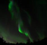 Filament de l'aurore Image stock