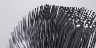 Filamenti del metallo Fotografie Stock
