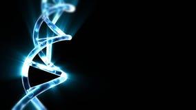 Filamento de la DNA, cantidad común ilustración del vector