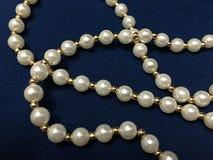Filamento de la perla Imágenes de archivo libres de regalías