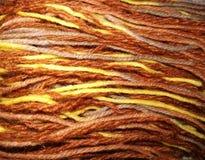 Filamentos largos de lanas fotos de archivo libres de regalías