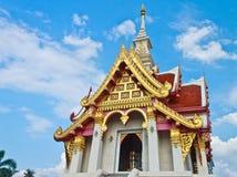 filar świątynia Thailand Fotografia Royalty Free