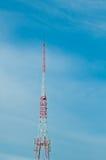 filar telekomunikacja Obraz Stock