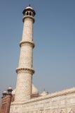 Filar w Taj Mahal Obrazy Stock
