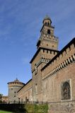 Filarete tower, milan Royalty Free Stock Photos