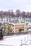 Filarmónico nacional de Ucrania Foto de archivo libre de regalías