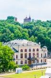 Filarmonico nazionale dell'Ucraina Fotografie Stock