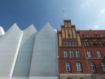 Filarmonico in Szczecin Fotografia Stock