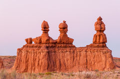 3 filaru Moab Obrazy Royalty Free