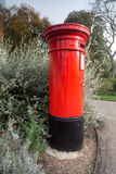 Filaru pudełka poczta czerwony pudełko Obraz Royalty Free