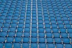 Filas de asientos imagen de archivo libre de regalías