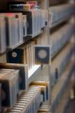 Filas de cintas imagenes de archivo