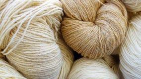 Filato di lana Immagini Stock Libere da Diritti