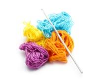 Crochet fotografia stock