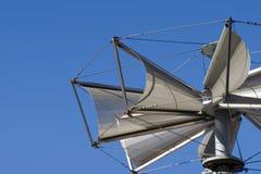 Filatore del vento Fotografie Stock Libere da Diritti