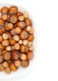 Filbert nut Stock Photos