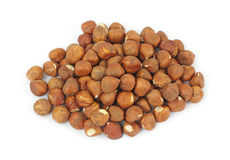 Filbert nuts Stock Photos