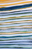 File. A stack of file Royalty Free Stock Image