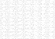 File binario Fotografie Stock Libere da Diritti