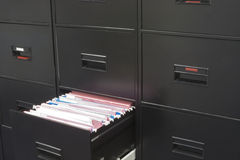 File cabinet royalty free stock images