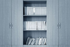 File Cabinet Stock Photo
