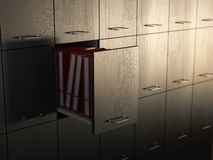 File cabinet Stock Images