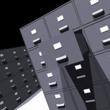 File cabinets - 3D. Photo of File cabinets - 3D Stock Photos