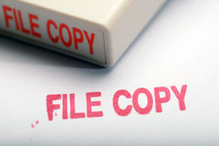 File copy 1 Royalty Free Stock Image