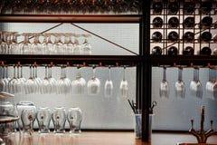 File dei vetri in Antivari Fotografia Stock Libera da Diritti