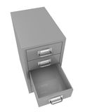 File drawer Stock Image
