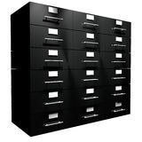 File drawer Royalty Free Stock Photo