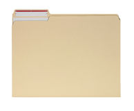 File folder Stock Photos