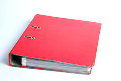 File folder Royalty Free Stock Image
