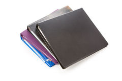 File folder Royalty Free Stock Image