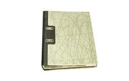 File folder. Isolated on white background Royalty Free Stock Photo