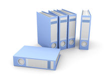 File Folders Stock Images